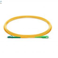 LC APC to SC APC Simplex-fiberoptic