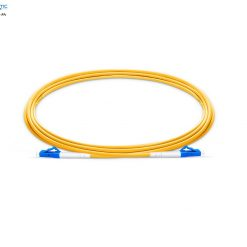 LC to LC Simplex Single Mode-fiberoptic