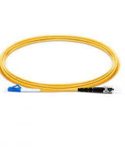 LC to ST Simplex-fiberoptic