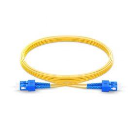 SC UPC to SC UPC Duplex-fiberoptic