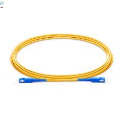 SC to SC Simplex -fiberoptic