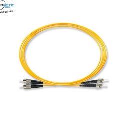fcu stu osd lszh fiberopticbank e1531935576821 247x247 - پچ کورد فیبر نوری ST-FC /UPC سینگل مود، Duplex، روکش PVC، قطر 3mm