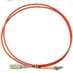 SC LC SM 247x247 - پچ کورد فیبر نوری SC-LC /UPC ، مالتی مود، Simplex، روکش PVC، قطر ۲mm
