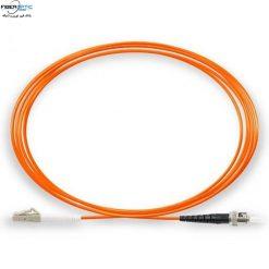ST LC SIM 3 247x247 - پچ کورد فیبر نوری ST-LC /UPC مالتی مود ، Simplex، روکش PVC، قطر ۲mm