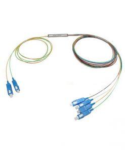 اسپلیتر فیبر نوری 2 در 4