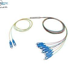 اسپلیتر فیبر نوری 2 در 8
