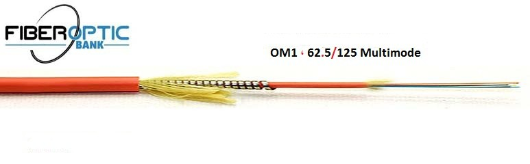 om1 از نمونه فیبر های نوری مالتی مود