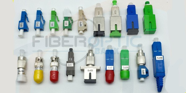 اتنیتور ( attenuator ) یا تضعیف کننده فیبر نوری