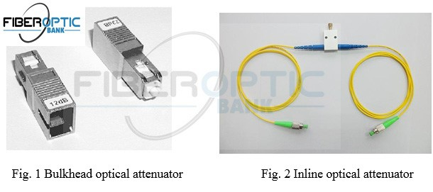 اتنیتور ( attenuator ) یاتضعیف کننده فیبر نوری ثابت
