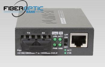 Media converter planet GT-802/ مدیا کانورتر media converter
