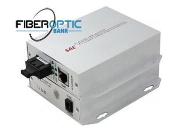media converter SAE-10ssc-20/ مدیا کانورتر برند SAE