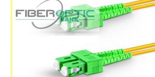SC-SC-APC-DUPLEX پچکرد های فیبر نوری / پچ کورد فیبر نوری