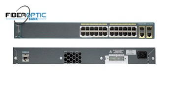 Cisco 2960-Plus 24TC-L1