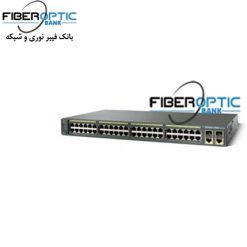 Cisco Catalyst 2960-Plus 48TC-L