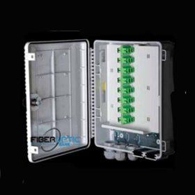 OCDB) FAT BOX) فیبر نوری فضای باز به همراه IP65 مدل S با ظرفیت 24 کور