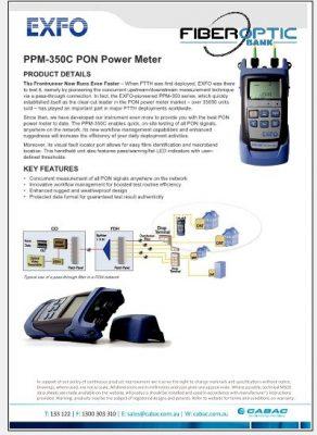 پاورمتر PPM-350C PON