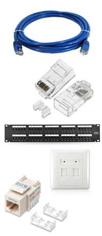 عکس تجهیزات شبکه