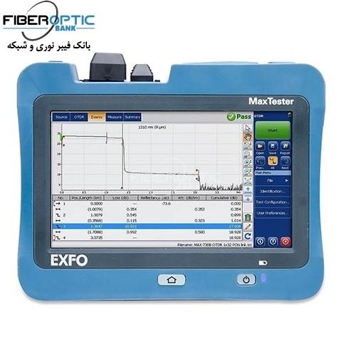دستگاه Maxtester EXFO OTDR