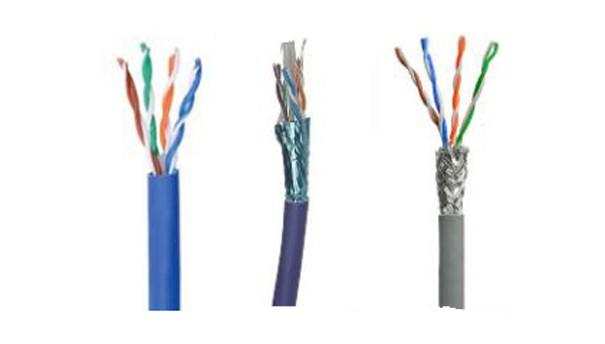 تفاوت کابل شبکه UTP و FTP و SFTP