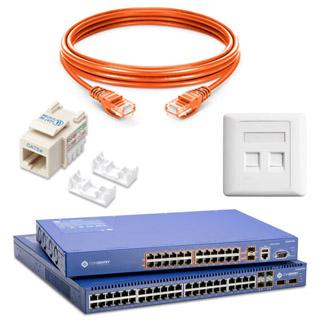 منوی تجهیزات شبکه