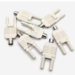 کانکتور فیبر نوری پلاستیکی HFBR-4506 داپلکس (HFBR-4506Z Duplex )