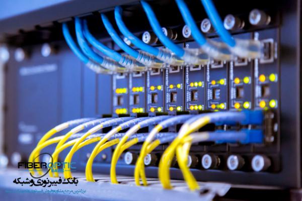 کابل های اتصال شبکه